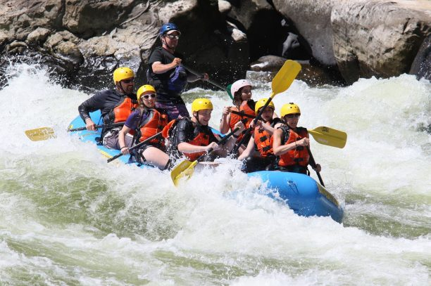 Rafting on the New River - River Expeditions : River Expeditions